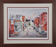 Giclee Print Frame with Image