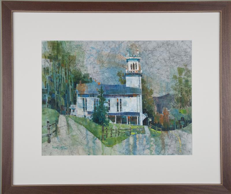 Frame Shop Peter Huntoon