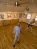 Peter in Gallery