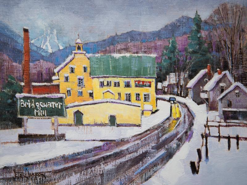 Bridgewater-Vermont