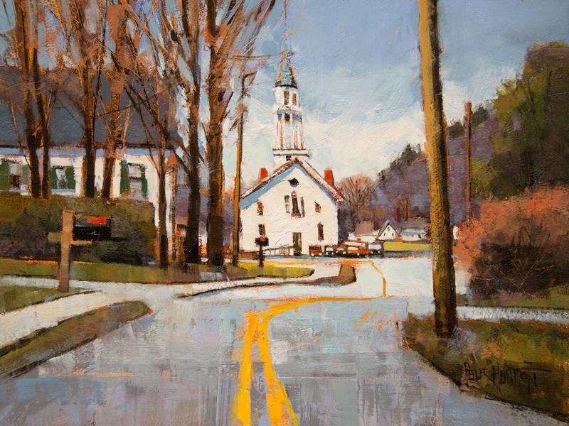 East-Poultney-Church