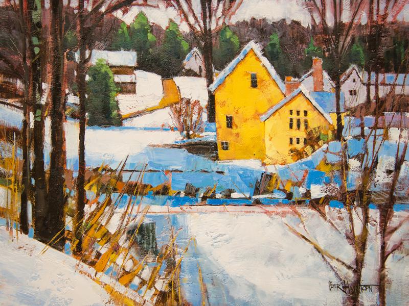 Landgrove-Vermont