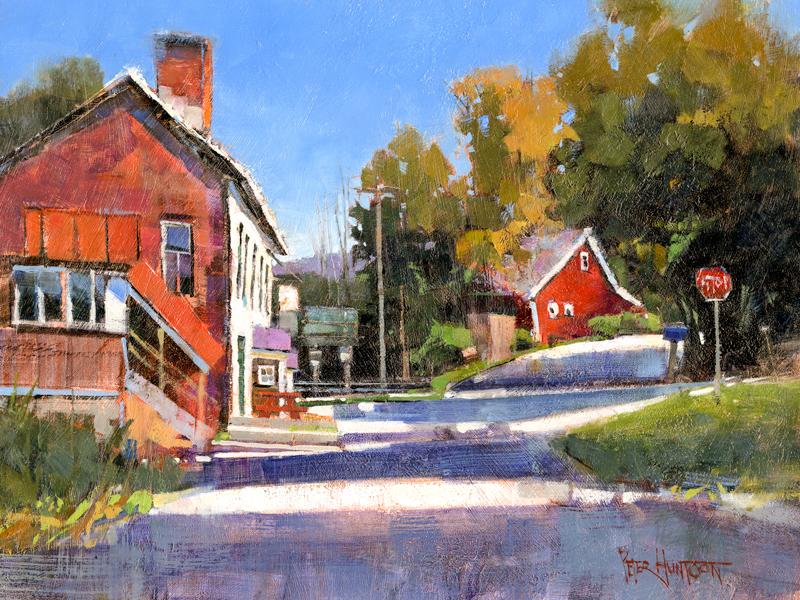 Pawlet-Vermont