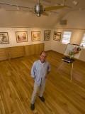Peter in Gallery
