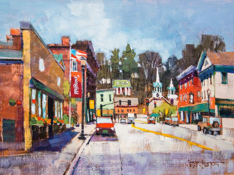 Springfield-Vermont