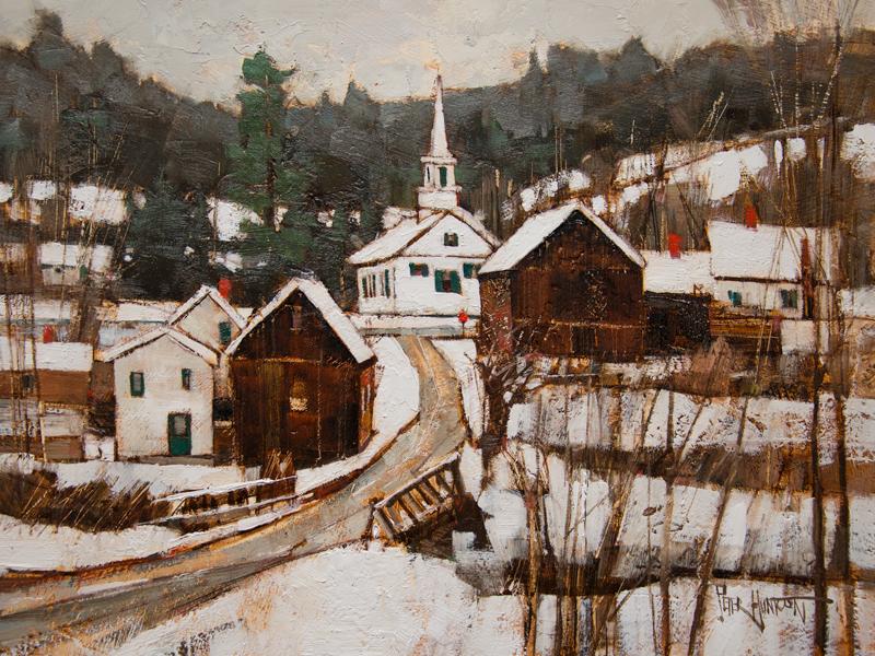 Waits-River-Vermont