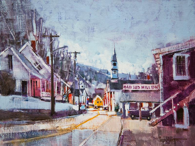 Wilmington-Vermont