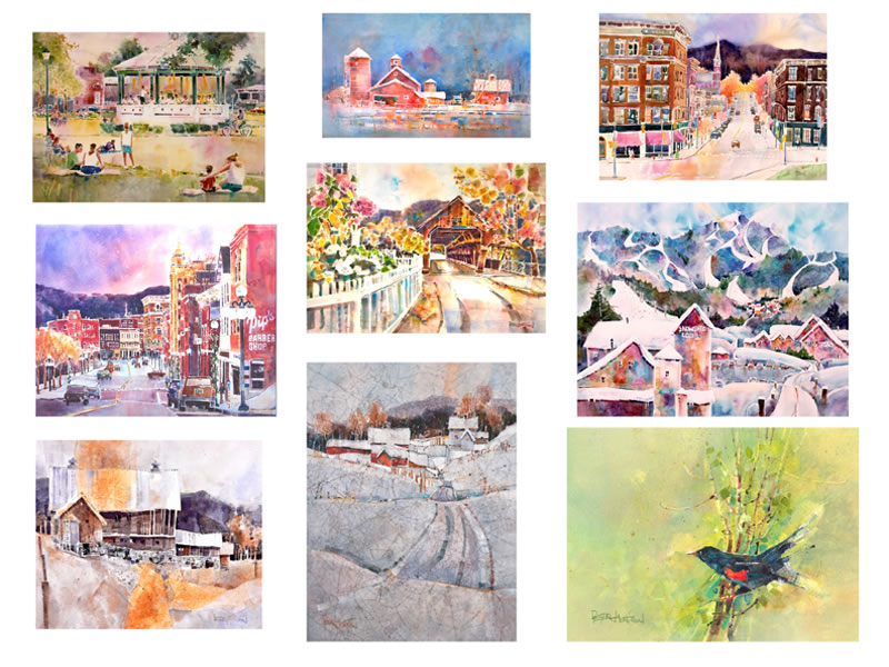 Gallery of Limited Edition Prints